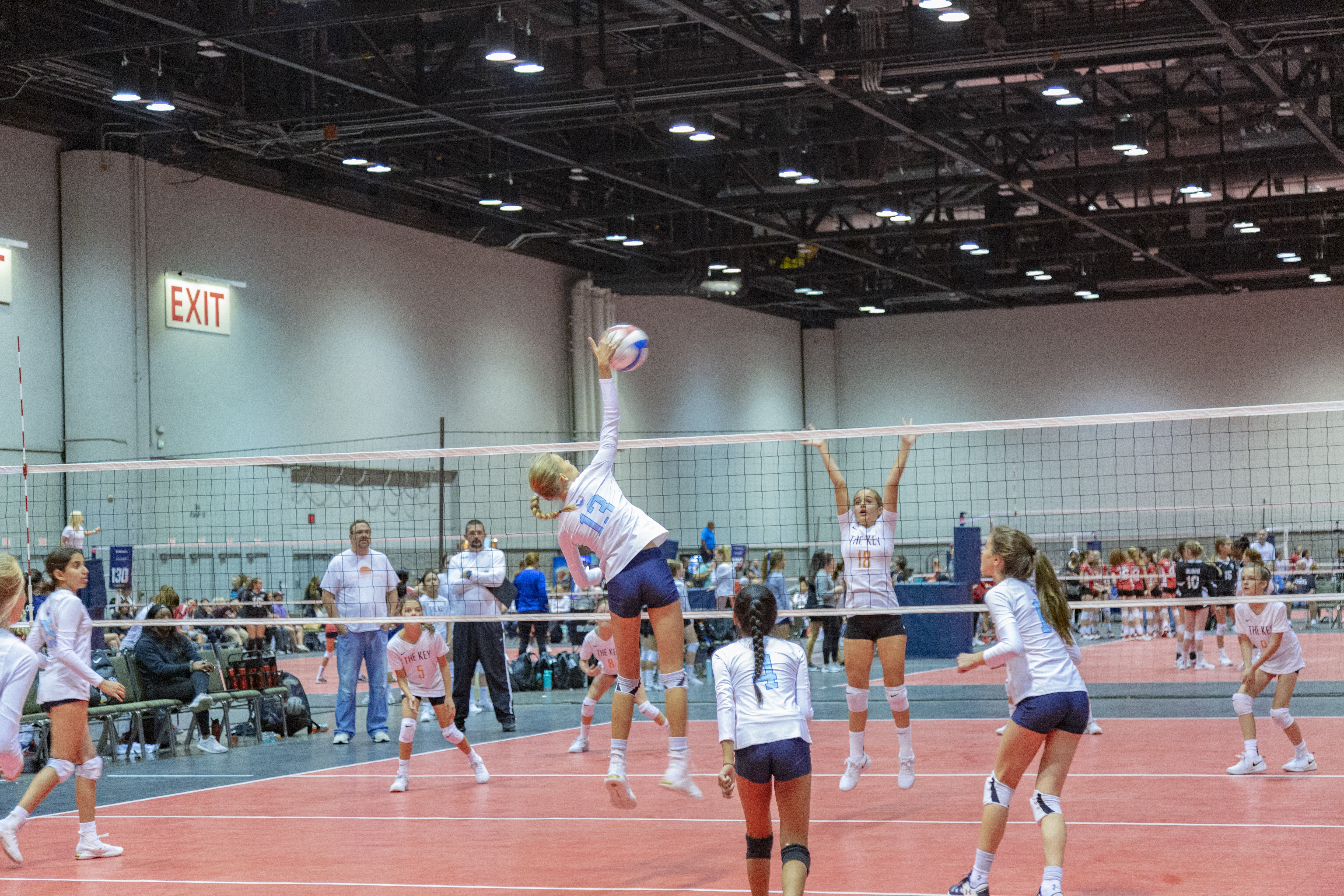The Sunshine Classic Tournament Kicks off Volleyball Season at the Orange County Convention Center