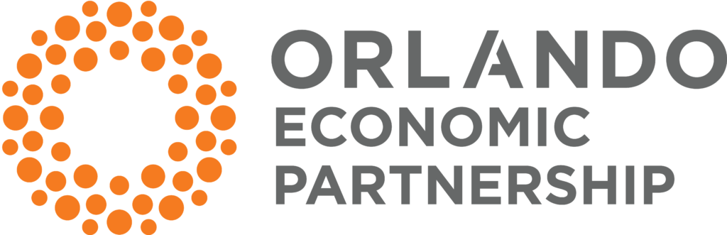 Orlando Economic Partnership logo