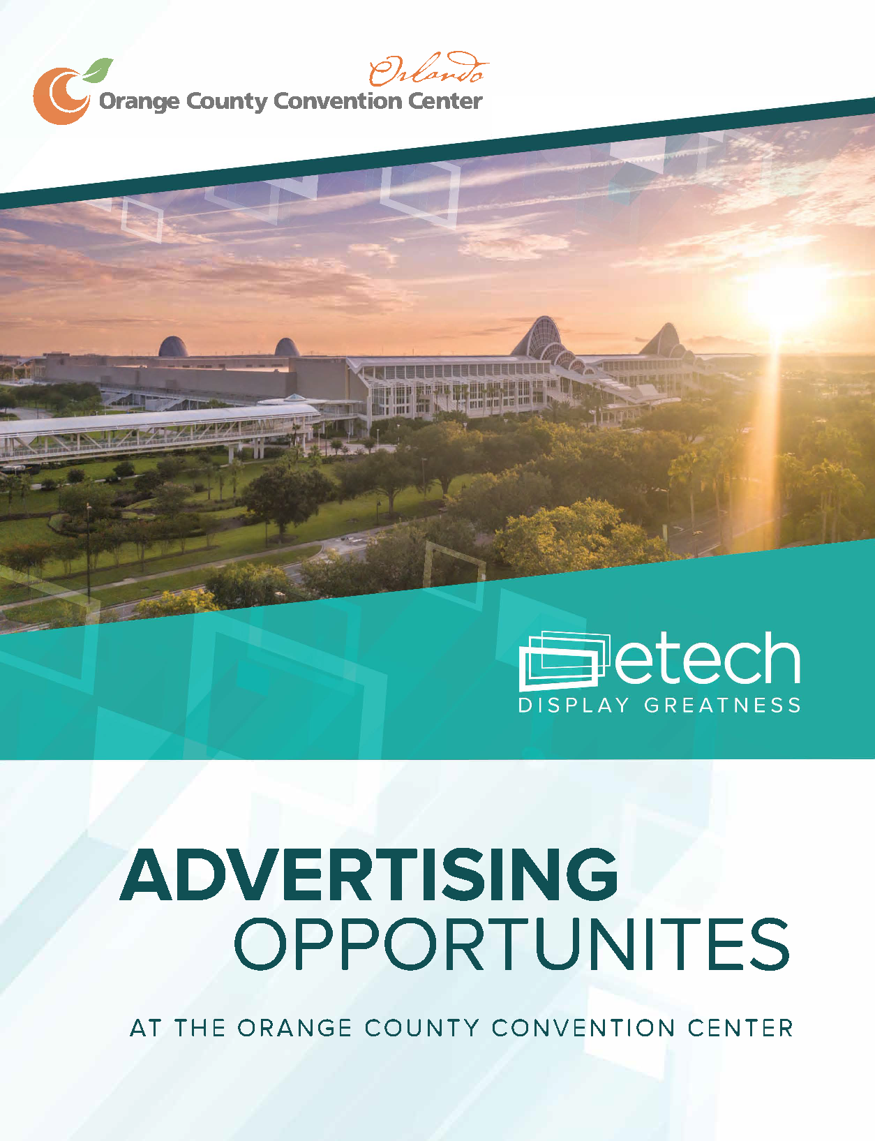 etech Advertising Opportunities PDF cover